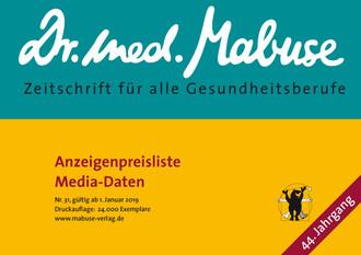 Mediadaten Dr. med. Mabuse