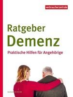 Verbraucherzentrale NRW Ratgeber Demenz