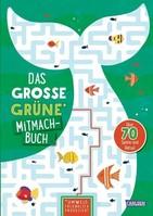 Carlsen Verlag GmbH Das große grüne Mitmachbuch