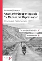 Psychiatrie-Verlag GmbH Ambulante Gruppentherapie für Männer mit Depression