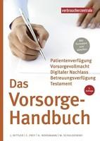 Verbraucherzentrale NRW Das Vorsorge-Handbuch